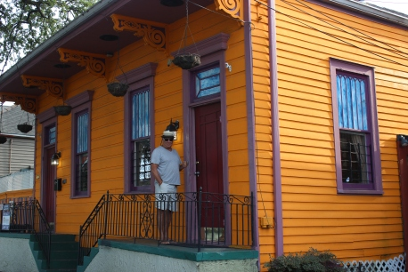 The Elysian Guest House in the Faubourg Marigny