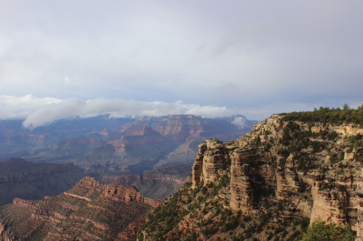 Farewell Grand Canyon! Your beauty is forever etched in our minds