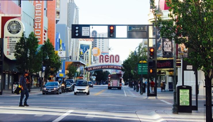Reno, Nevada.