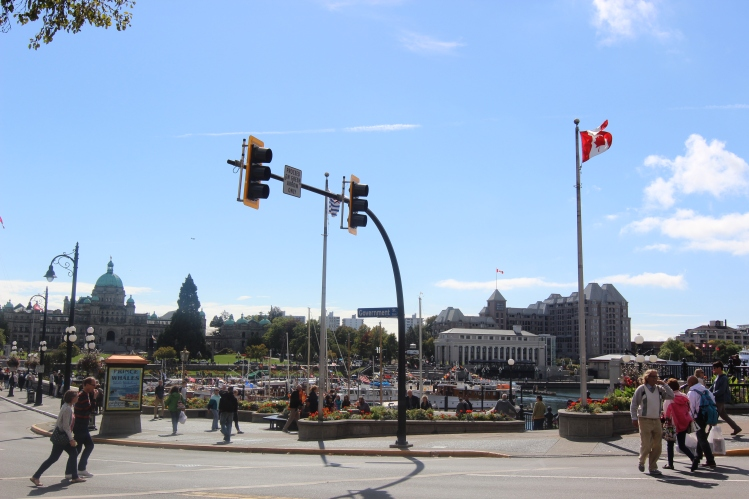 Victoria is the Capital of British Columbia and is one of the oldest cities in the Pacific Northwest. 1843 first British settlement.