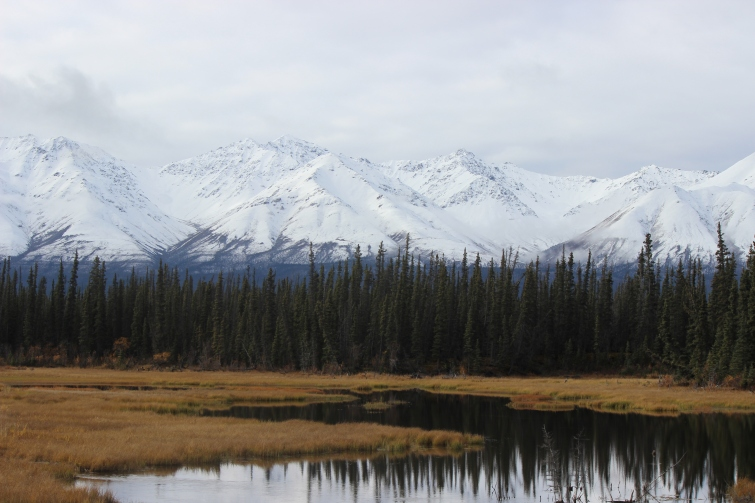 I had no idea, Yukon was so beautiful!