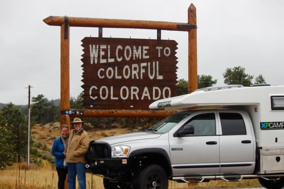 Colorado and Utah
